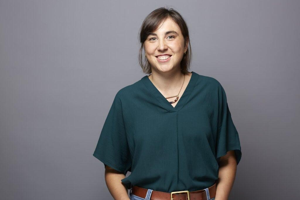 Johanna Saxler, Produktmanagerin Leistungsrechnung Regionalwert Leistungen GmbH