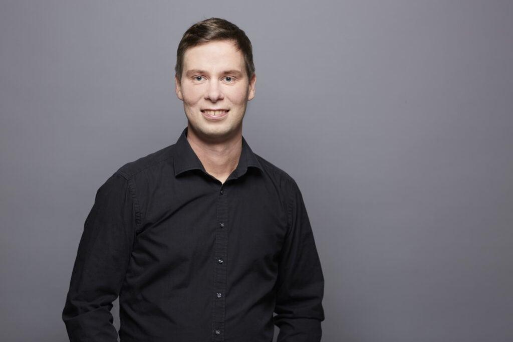 Jonas Rohloff, IT-Manager Regionalwert Leistungen GmbH